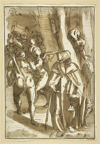 Tentation de saint Antoine