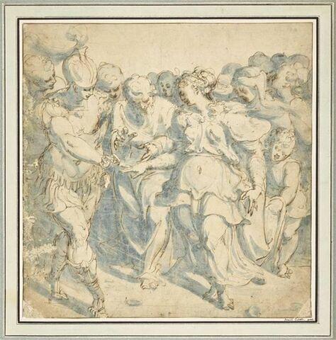 Les Noces de Persée et Andromède