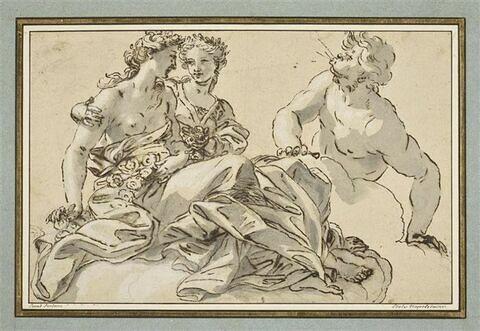 Flore et Zéphir