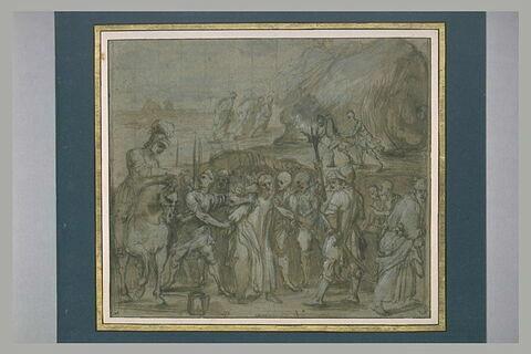 Arrestation du Christ au Jardin des oliviers