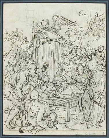 Miracle de saint Vincent Ferrier