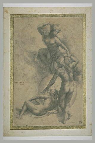Diane, Endymion et Vénus