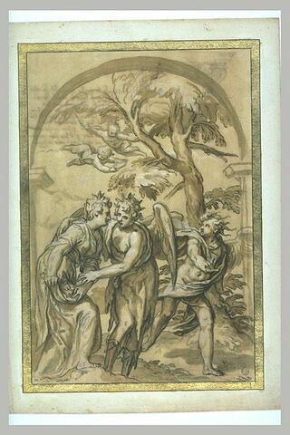 Il Primo Tempo, Flore et Zéphir
