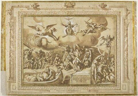 Allégorie en l'honneur de Giacomo Foscarini