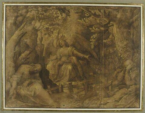 Agonie du Christ au Jardin des oliviers