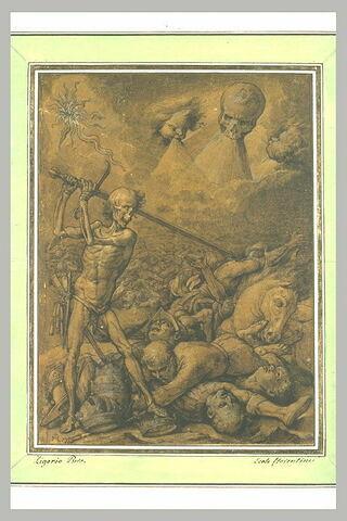 La Mort exterminant le genre humain
