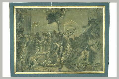 Saint Marc délivrant un esclave vénitien