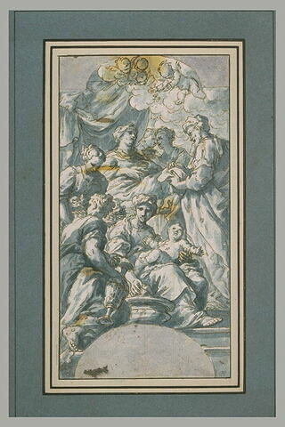 La naissance de saint Jean-Baptiste