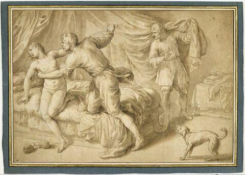 Tarquin et Lucrèce