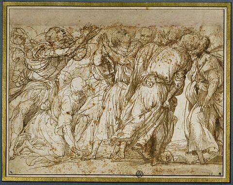 Groupe d'apôtres
