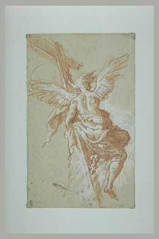 Ange portant la Croix