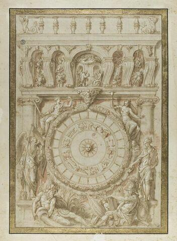 Projet d'horloge monumentale