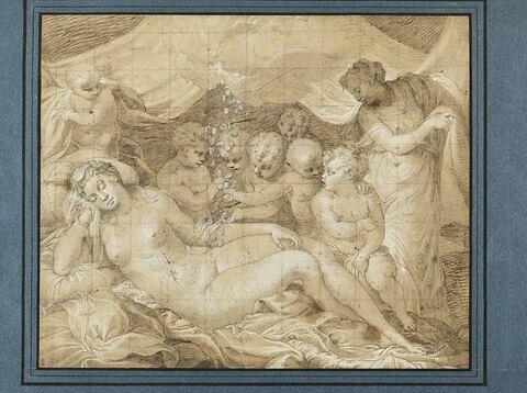 Jupiter et Danaé