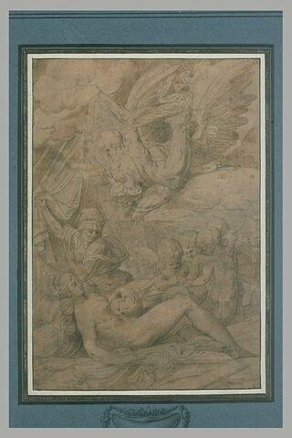Jupiter et Sémélé