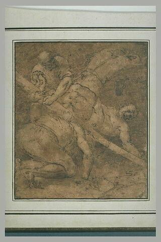 Crucifixion de saint Pierre