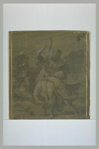 L'archange Raphaël protège le jeune Tobie des embûches du démon