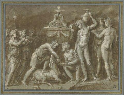 Un sacrifice à Neptune