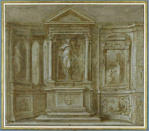 Projet de chapelle