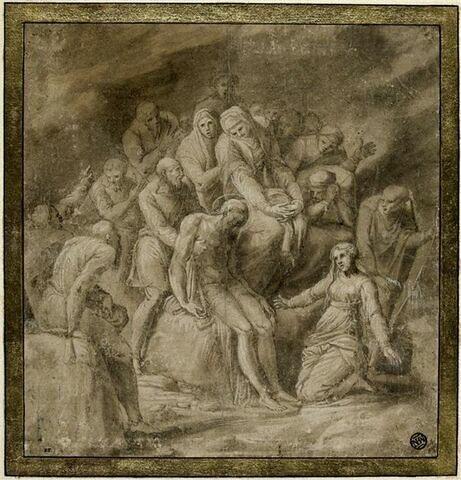 La Déploration sur le Christ mort