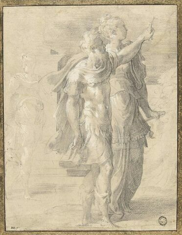 Auguste et la Sibylle
