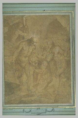 Le Christ tirant des Limbes Adam et Eve