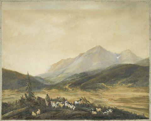 Le Pic d'Arbison, Hautes Pyrénées