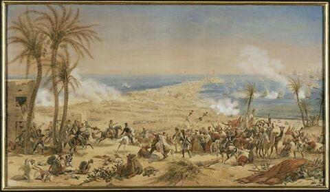 Bataille d'Aboukir, 25 juillet 1789