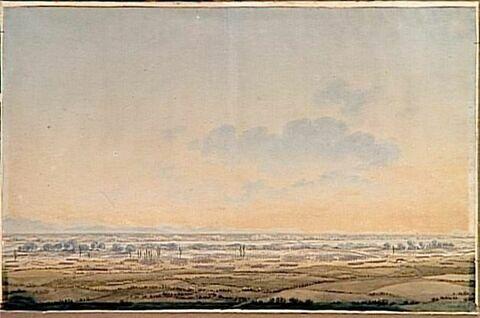 Passage du Tagliamento vis à vis Valvasone le 16 mars 1797
