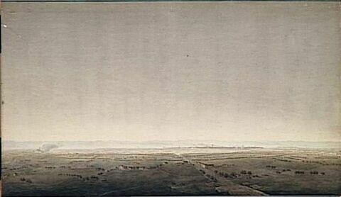 Vue de Vérone le 30 décembre 1800