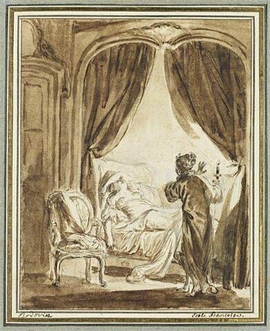 'La belle endormie'