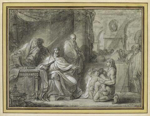 L'expérience de Psammétique, roi d'Egypte sur la langue primitive