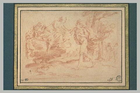 Pâris et Vénus