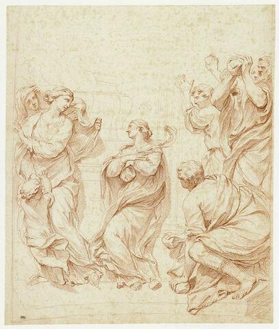 Martyre de Sainte Emerentienne