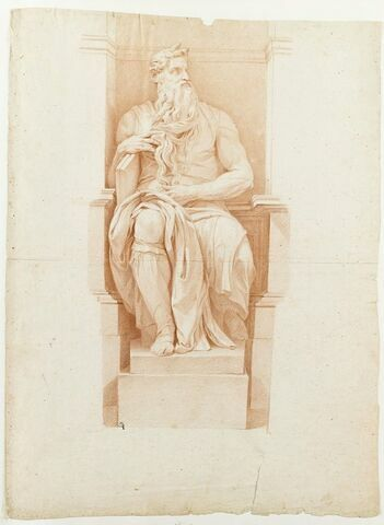 Le Moïse de Michel-Ange de saint Pierre-aux-Liens