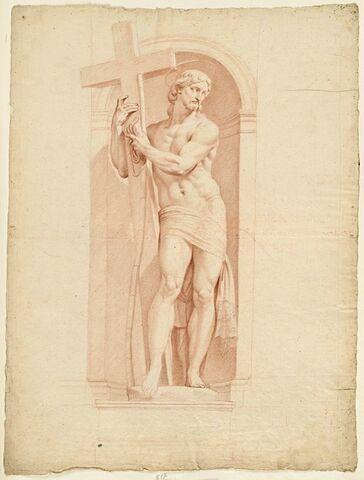 Le Christ à la Croix de Michel-Ange, de l'Eglise de la Minerve