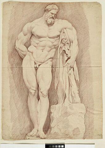 L'Hercule Farnèse