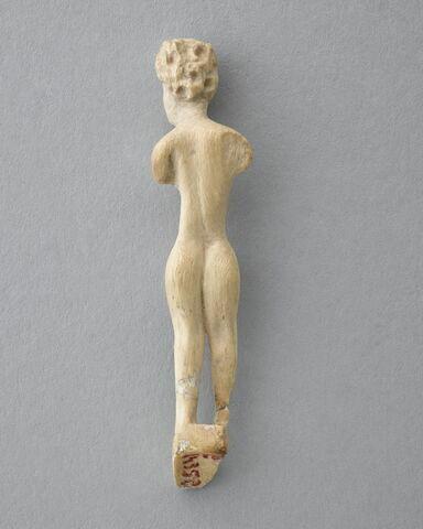 dos, verso, revers, arrière © 2019 Musée du Louvre / Raphaël Chipault