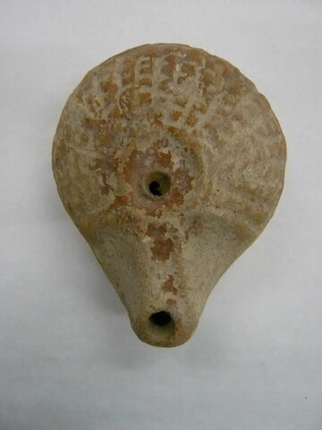 lampe ovoïde à bec pincé