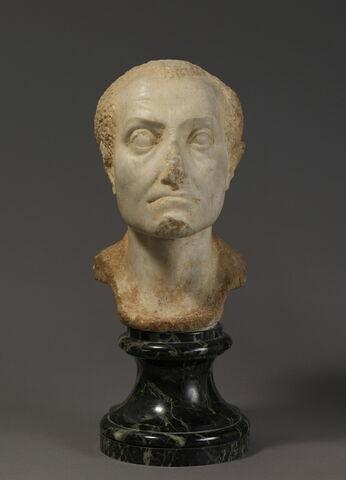 statue ; Tête Boisgelin