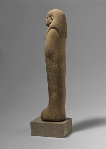 trois quarts gauche ; dos, verso, revers, arrière © 2013 Musée du Louvre / Christian Décamps