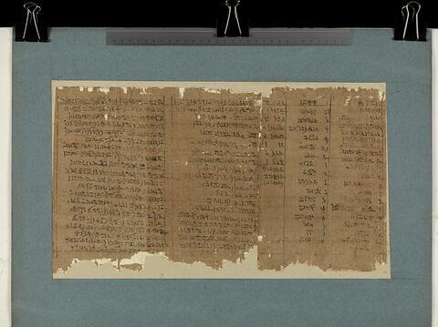 détail ; vue d'ensemble ; face, recto, avers, avant © 2011 Musée du Louvre / Georges Poncet