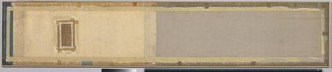 dos, verso, revers, arrière © 2018 Musée du Louvre / Hervé Lewandowski