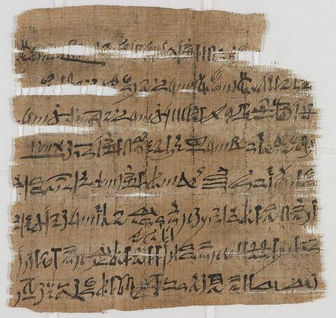 papyrus ; papyrus Mallet 2