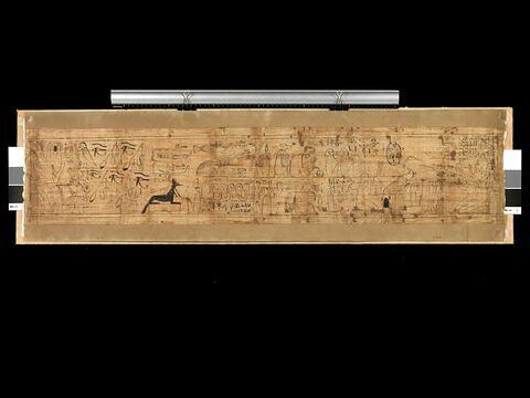 papyrus ; papyrus mythologique de Tabakhenkhonsou