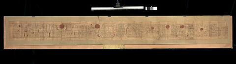 papyrus mythologique ; papyrus mythologique de Imenemsaouf