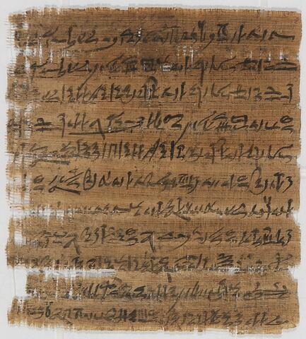papyrus ; papyrus Mallet 3