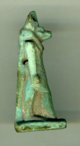 vue d'ensemble ; profil droit © 2011 Musée du Louvre / Antiquités égyptiennes
