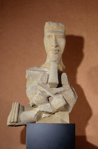 vue d'ensemble ; face, recto, avers, avant © 2003 Musée du Louvre / Georges Poncet