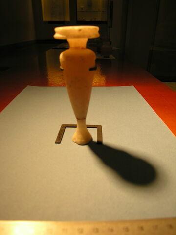 vase hes ; vase simulacre