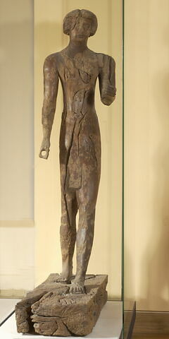 statue ; Statue d'Hapidjefaï